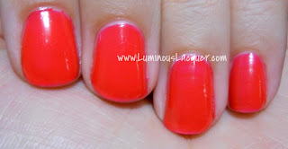 LuminousLacquer.com Julep - Madison