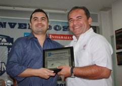 Reconocimiento AYN 2012