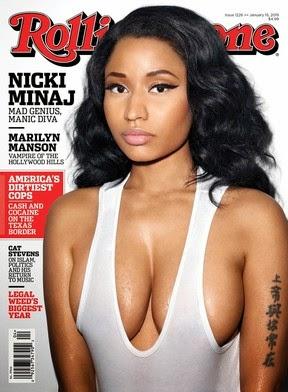 Nicki Minaj tells the magazine that she had an abortion: ' the hardest thing that I spent '