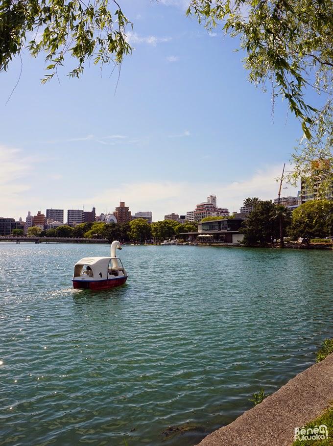 Parc Ôhori, Fukuoka