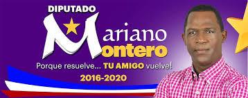 MARIANO MONTERO  DIPUTADO