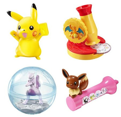 Pokemon Happy Meal Toys 1 2013 Summer McDonaldsJP