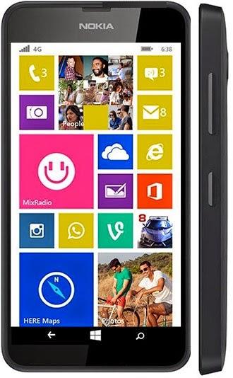 Harga Nokia Lumia 638 dan Spesifikasi Lengkap