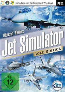 Jet Simulator Gold Edition – PC