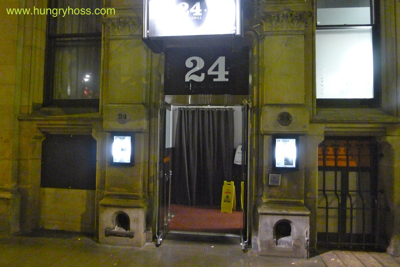 Hungry hoss 24 bar grill - Restaurant bar and grill ...