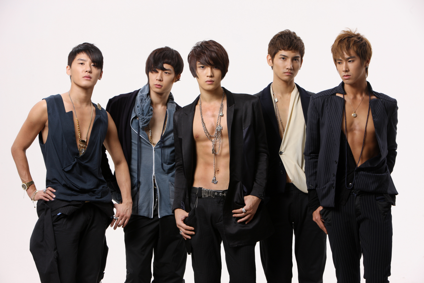 Ten Most Popular Korean Boyband Ss501 Triple 39 S Sarang