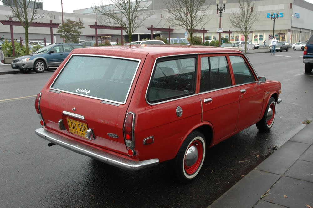 Wanted 1970 72 Datsun 510 Wagon Wtb 6speedonline Porsche Forum And Luxury Car Resource