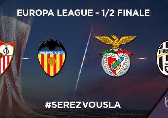 نهائي الدوري الاوروبي 2014 اشبيليه ضد بنفيكا