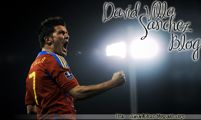 David Villa Sánchez