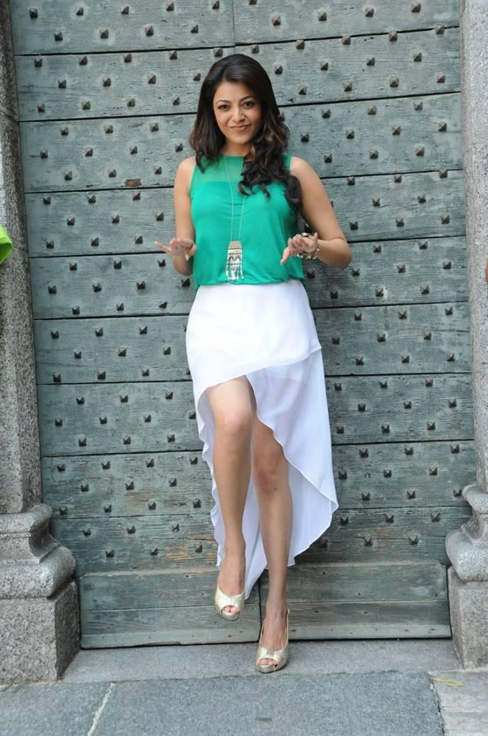 South indian Actress Kajal Agarwal Latest Stills