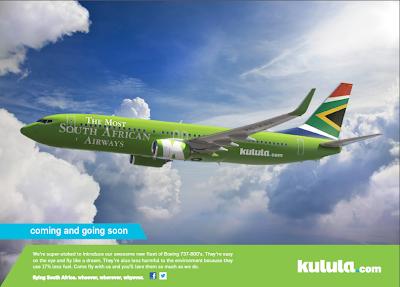 kulula's rebranding