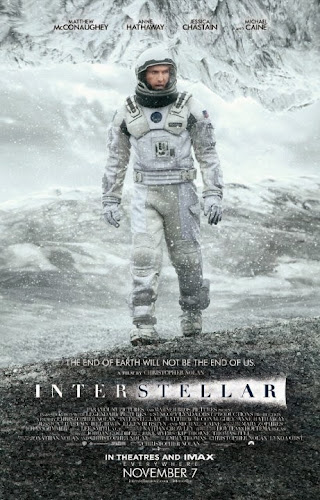 Interstellar (BRRip 1080p Dual Latino / Ingles) (2014)