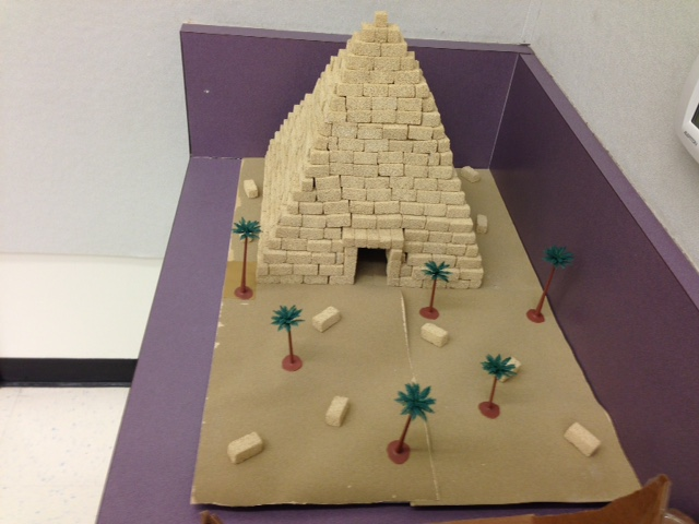 Ms. Rios' Class 6th Grade @Zanker : So Proud of students' Ancient ...