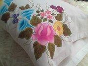 Pinceladas en tela cecilia