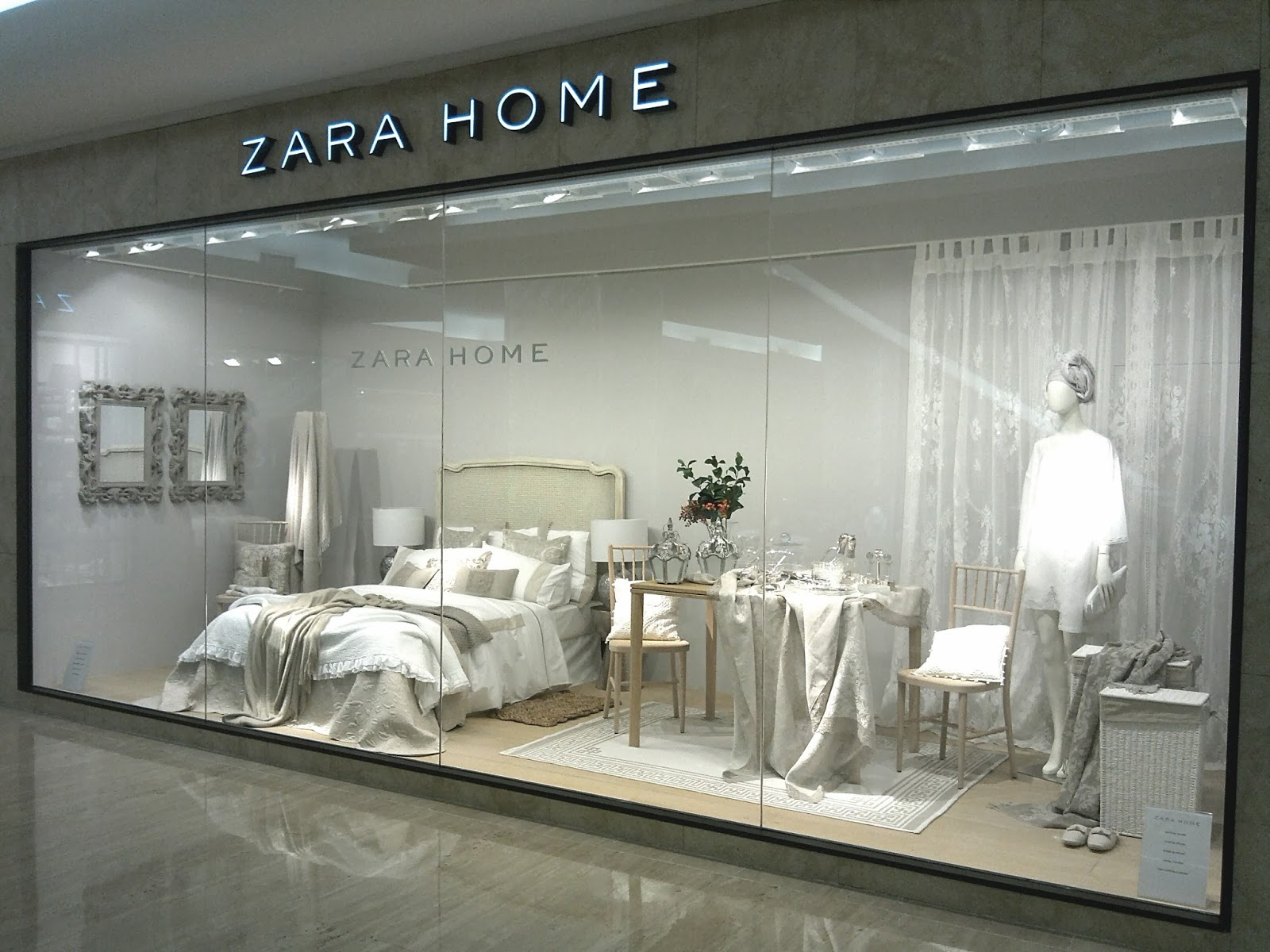 displayhunter2 zara home welcome to jakarta. Black Bedroom Furniture Sets. Home Design Ideas