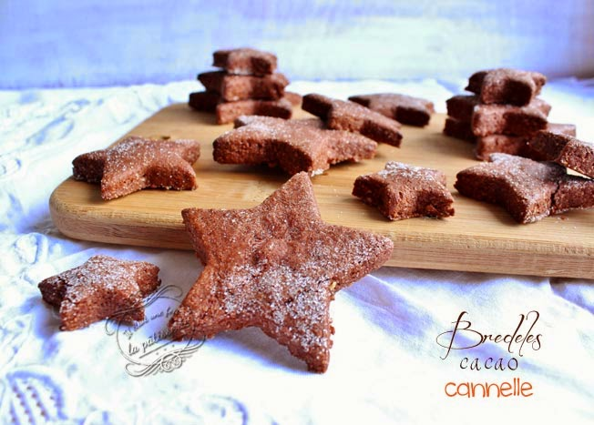 biscuit chocolat cannelle