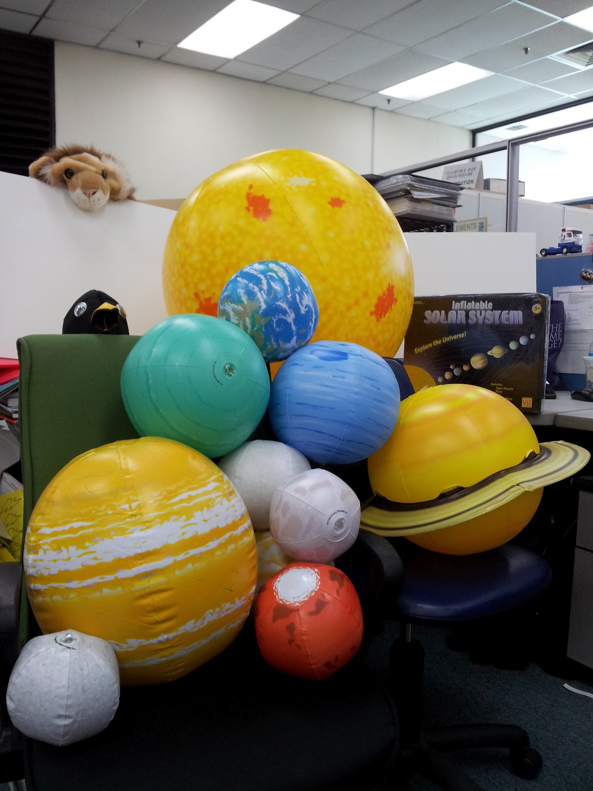 Solar System And Planet Toys : Scob science centre observatory new toys