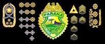 História da Gloriosa Polícia Militar do Paraná.