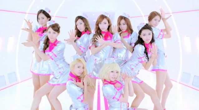 Lirik Lagu SNSD Flower Power