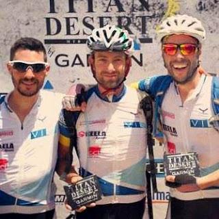 Ciclismo Aranjuez Titan Desert 2015