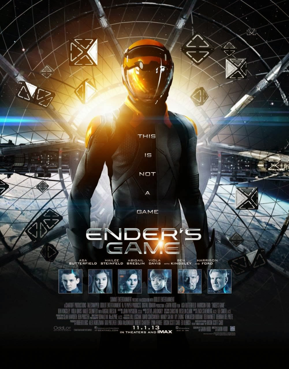 end Download   Enders Game : O Jogo do Exterminador (2013)