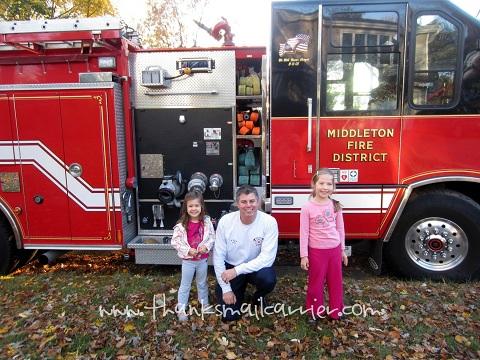 fire visit