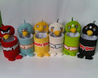 Tempat Pensil Angry Birds