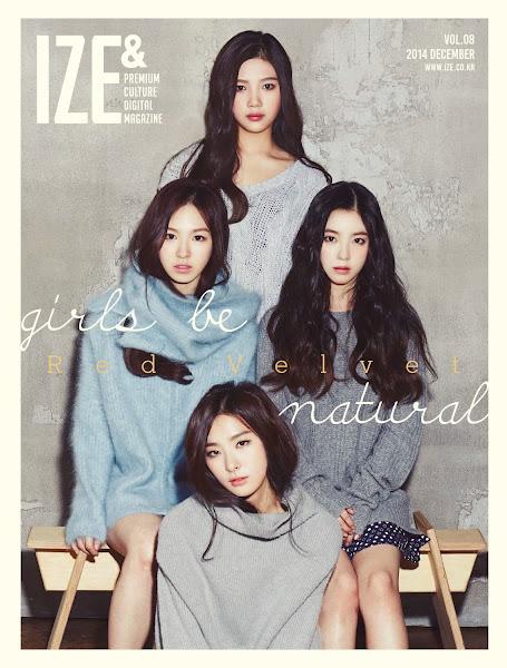 Red Velvet IZE&