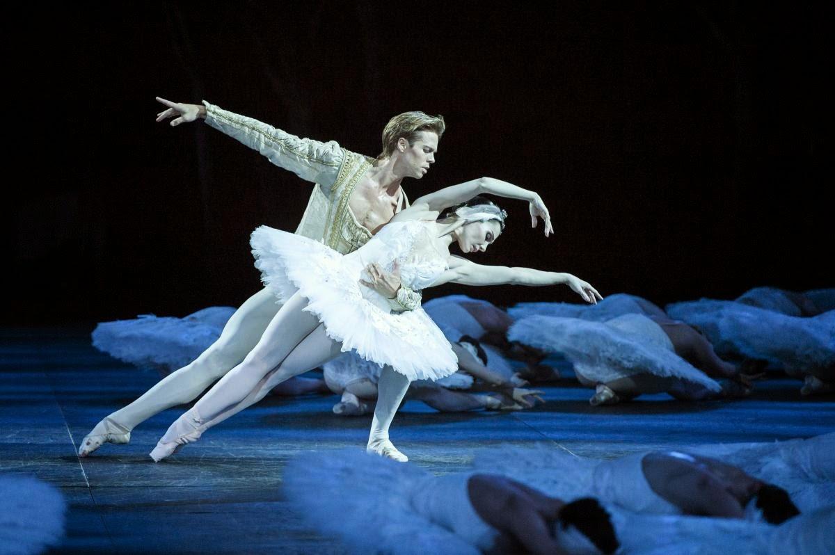 Swan Lake English National Ballet at the Coliseum