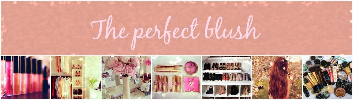 The Perfect Blush