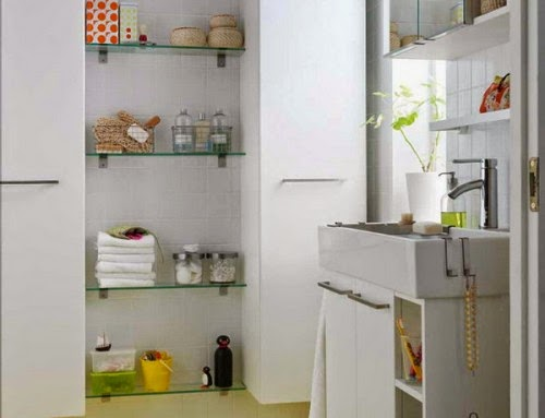 31 creative storage ideas for a small bathroom diy craft projects