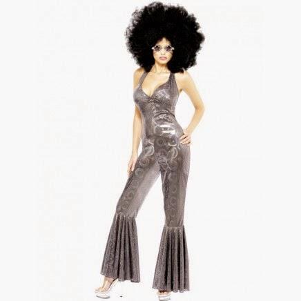 Disfraz de Diva Disco