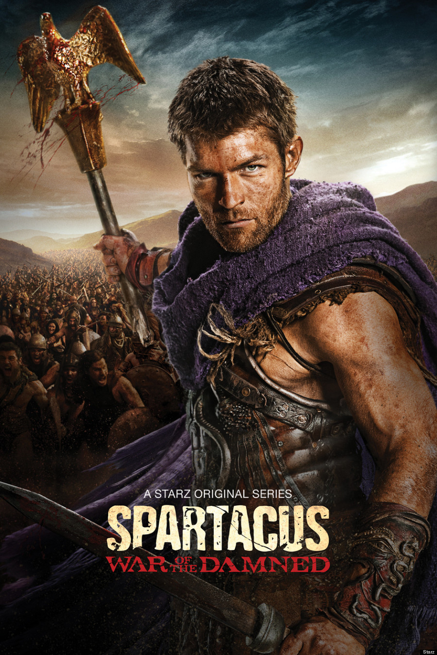 Spartacus: War of the Damned Season 3 Full Download