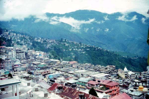 View  Darjeeling