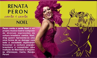 Renata Peron Conta e Canta Noel