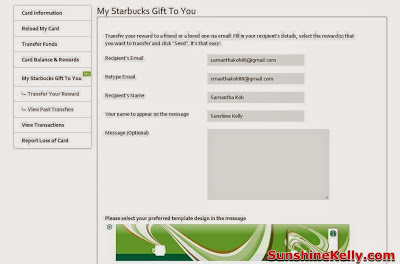 My Starbucks Gift To You, Starbucks, Starbucks Reward, Starbucks Free Drinks, Starbucks Free Coffee