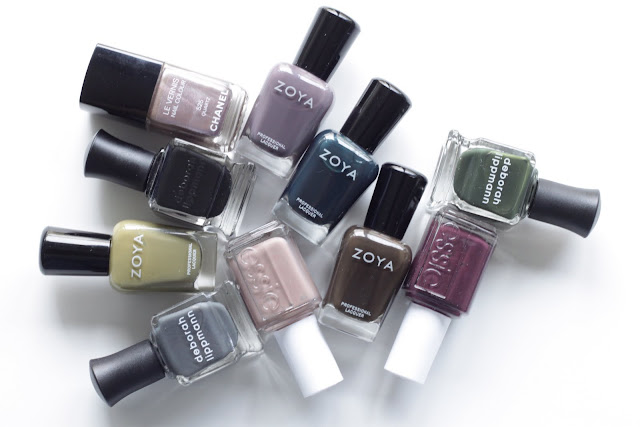 {Beauty} Fall Nail Lacquer 2011