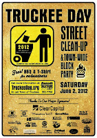 Tahoe-Truckee street cleaning events on June 2nd