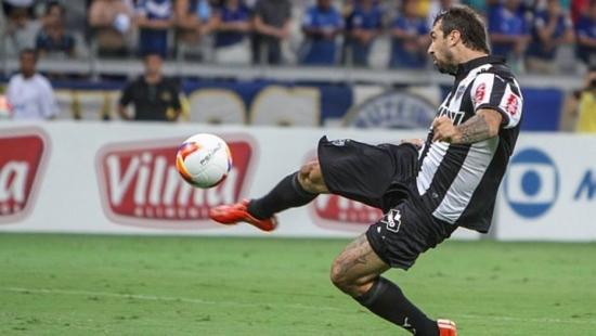 Lucas Pratto não encara o Goiás pelo Campeonato Brasileiro