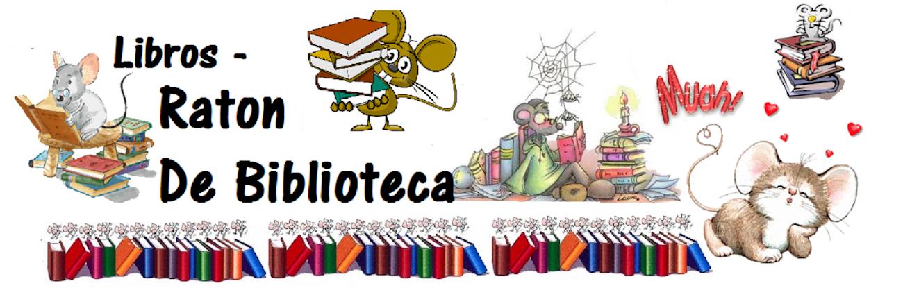 Libros - Ratón De Biblioteca