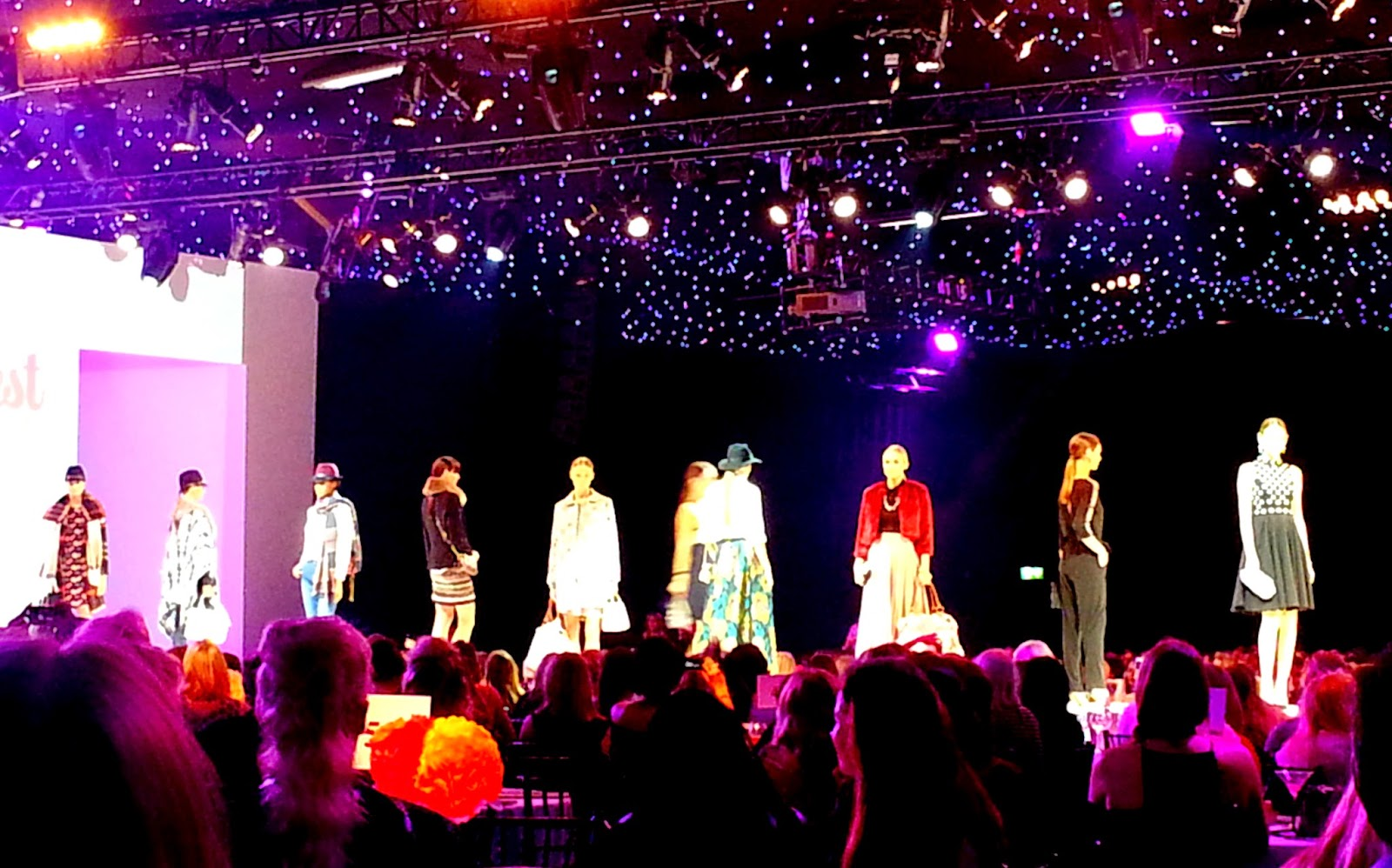 Cosmopolitan to Catwalk FashFest 2014 images