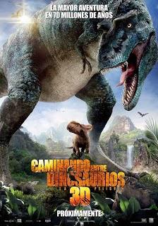 Ver Caminando entre dinosaurios Online Gratis Pelicula Completa