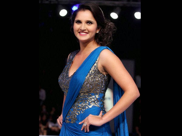 Sania mirza in james bond movie