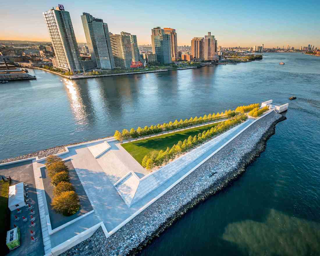 Visit FDR Four Freedoms State Park On The Southern Tip Of Roosevelt Island