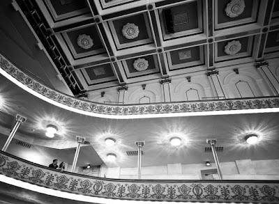 cincinnati opera balcony
