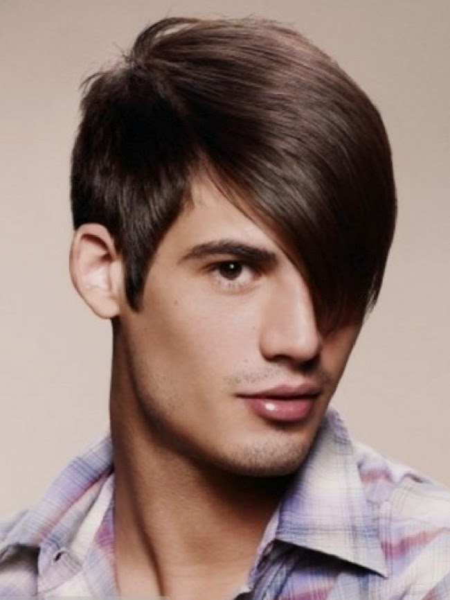 Boys Hairstyles 2015 | New Haircuts For Men And Young Boys - Styles4Me