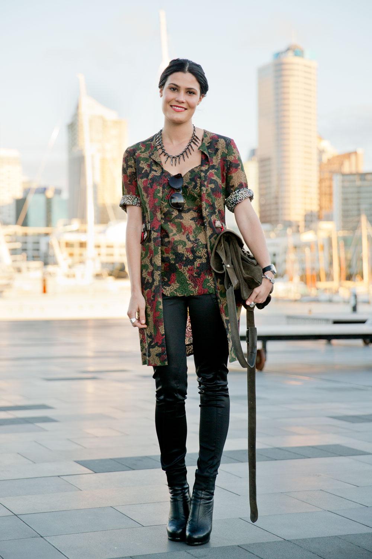 Foureyes New Zealand Street Style Fashion Blog Zo