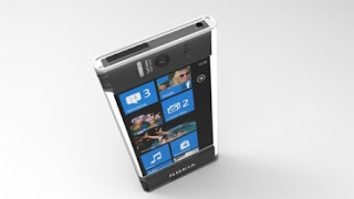 Nokia Zeno Kamera Depan 41 MP