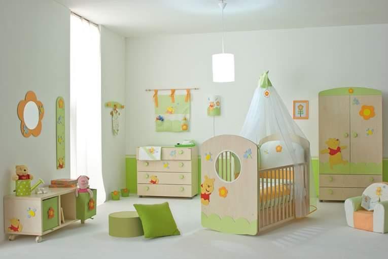 Winnie the Pooh Baby Nursery Ideas