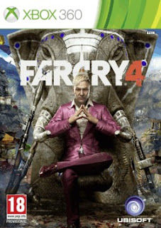 Far Cry 4 Torrent XBOX 360 2014